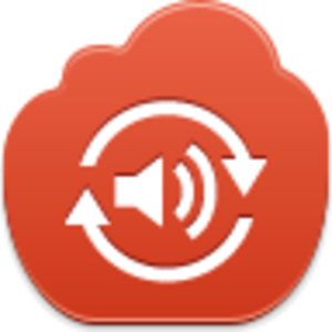 Audio Converter Icon.
