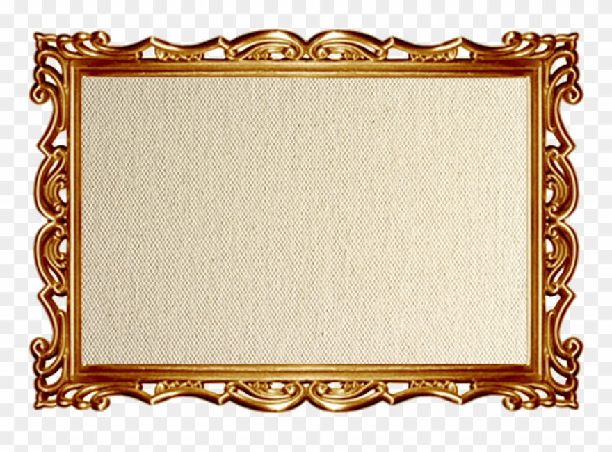Silver Picture Frame Clipart (#3304961).