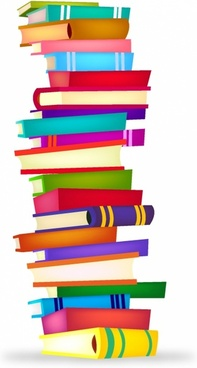 Stack of books free vector download (1,694 Free vector) for.
