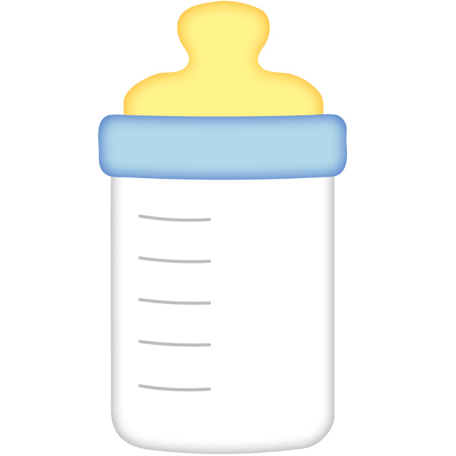 9+ Clipart Baby Bottle.