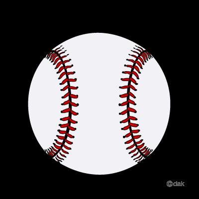 Baseballs Clipart.
