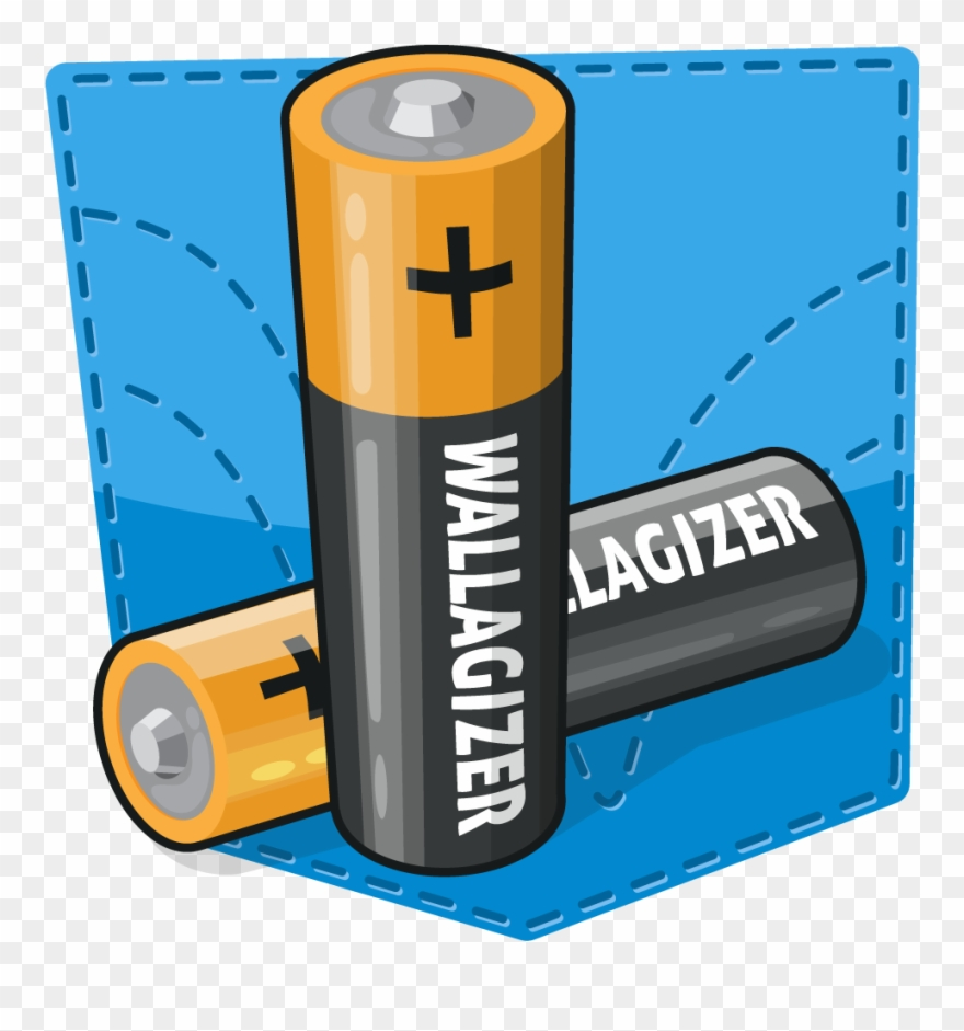 Used Batteries Clipart (#4996469).