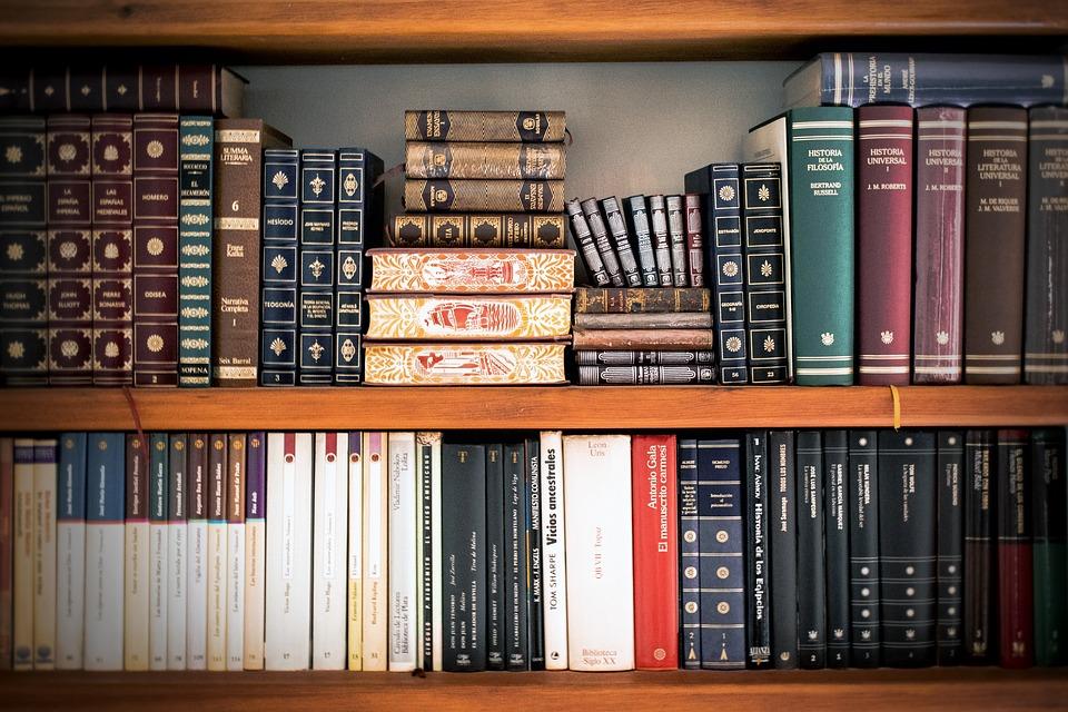Book, Shelf.