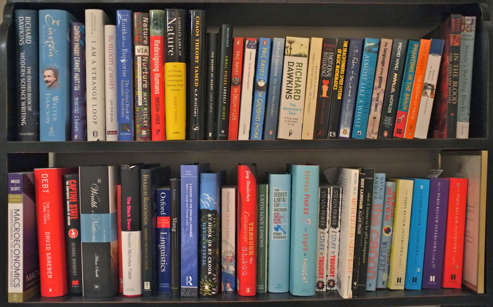 25 Business Books That Should Be On Your Shelf, Kindle or Audio.