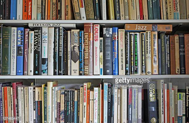 Bookshelf Stock Photos and Pictures.