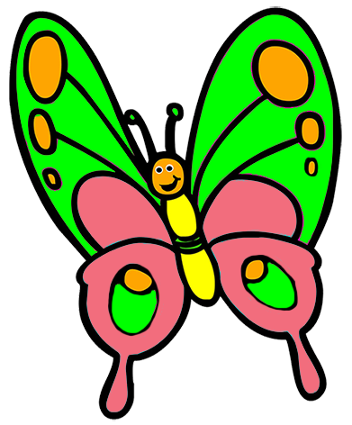 Butterfly Clipart.
