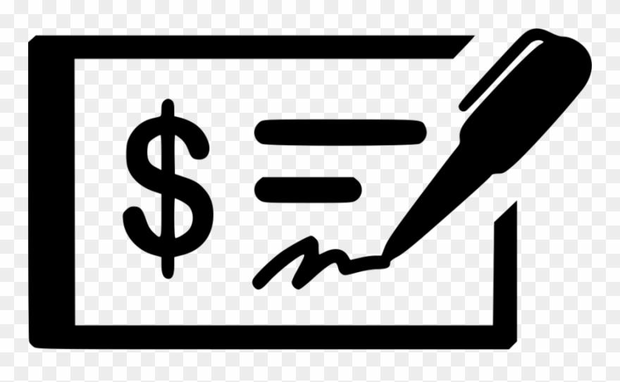 Money Check Image Png Clipart Checks Money.