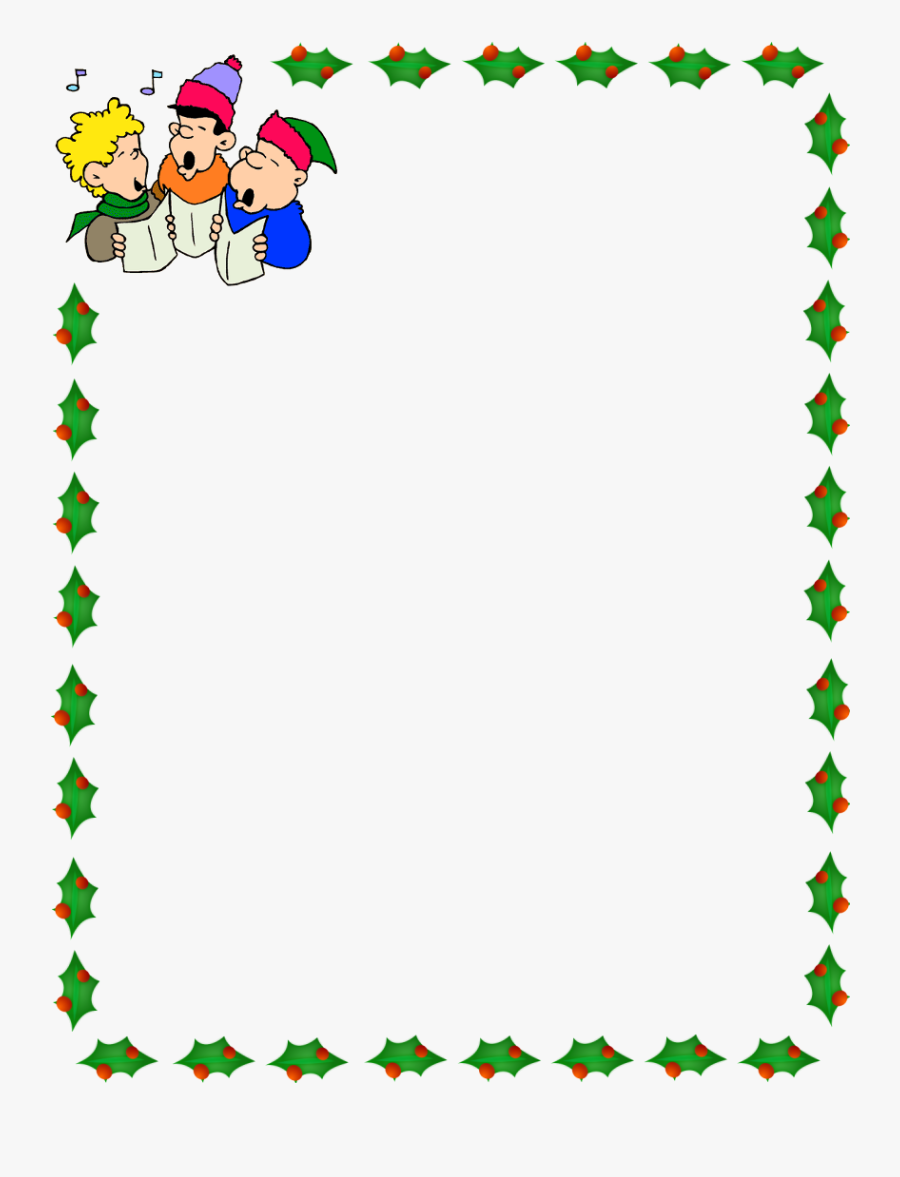 Christmas Border Borders Clipart Free Transparent Png.