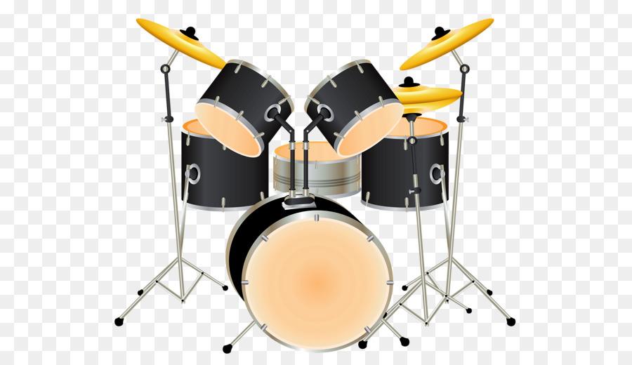 drum set clip art transparent clipart Drum Kits Clip art.