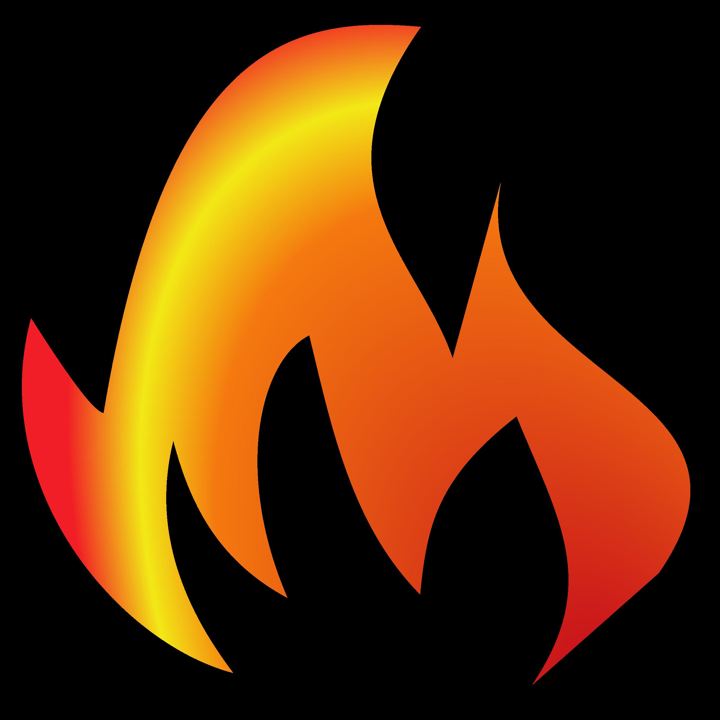 Fire clipart 7.