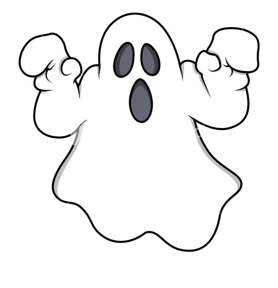 Ghost Cartoon Ghosts Clipart Best Transparent Png.