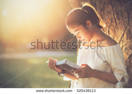 Reading Stock Images, Royalty.