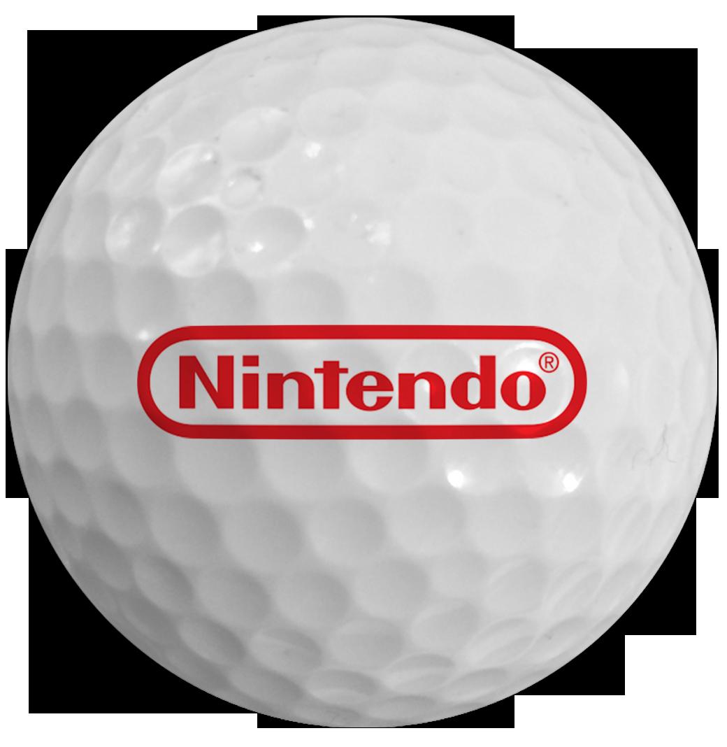 Golf Balls Nintendo Product.