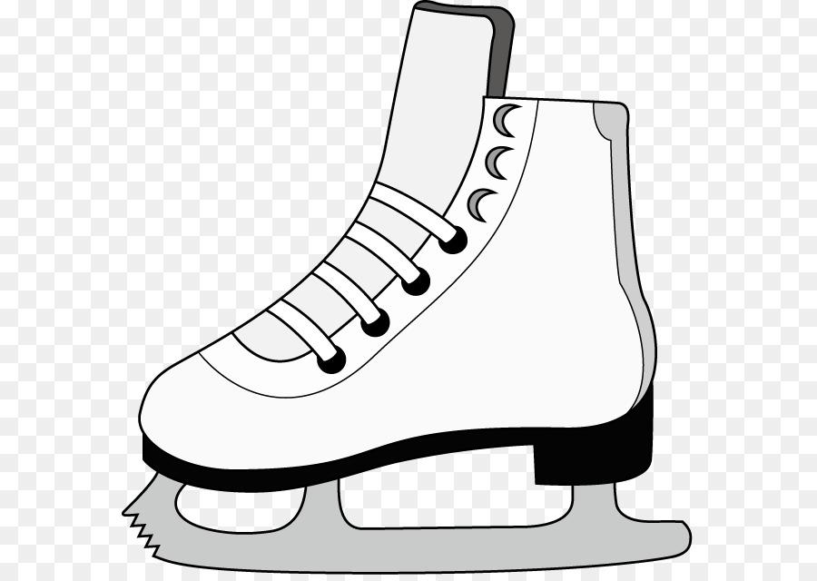 129 Ice Skates free clipart.