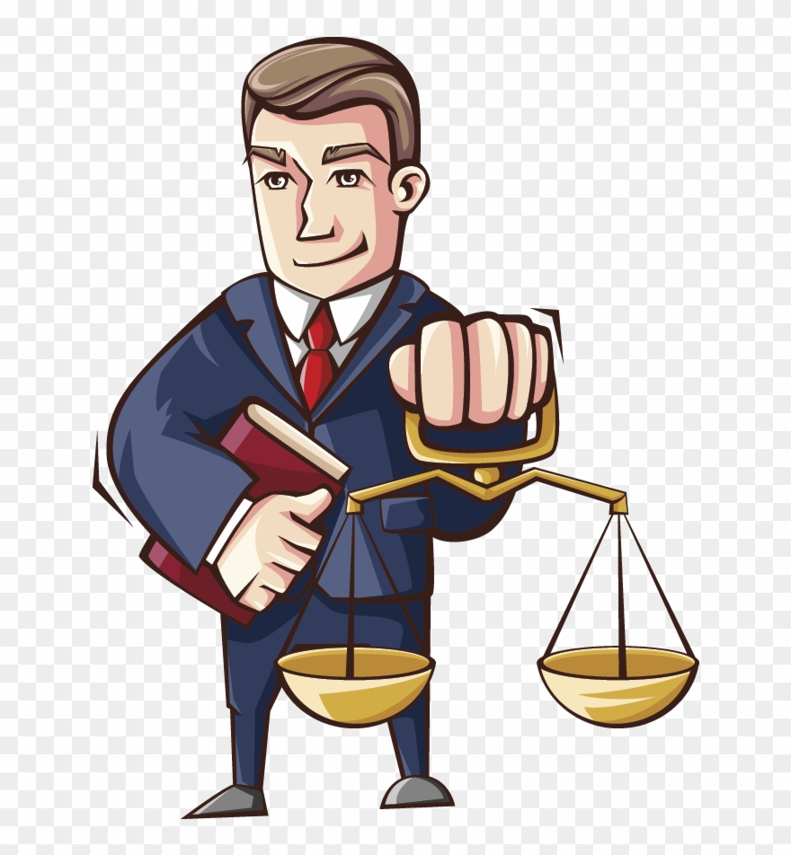 Lawyer Clip Art Female.