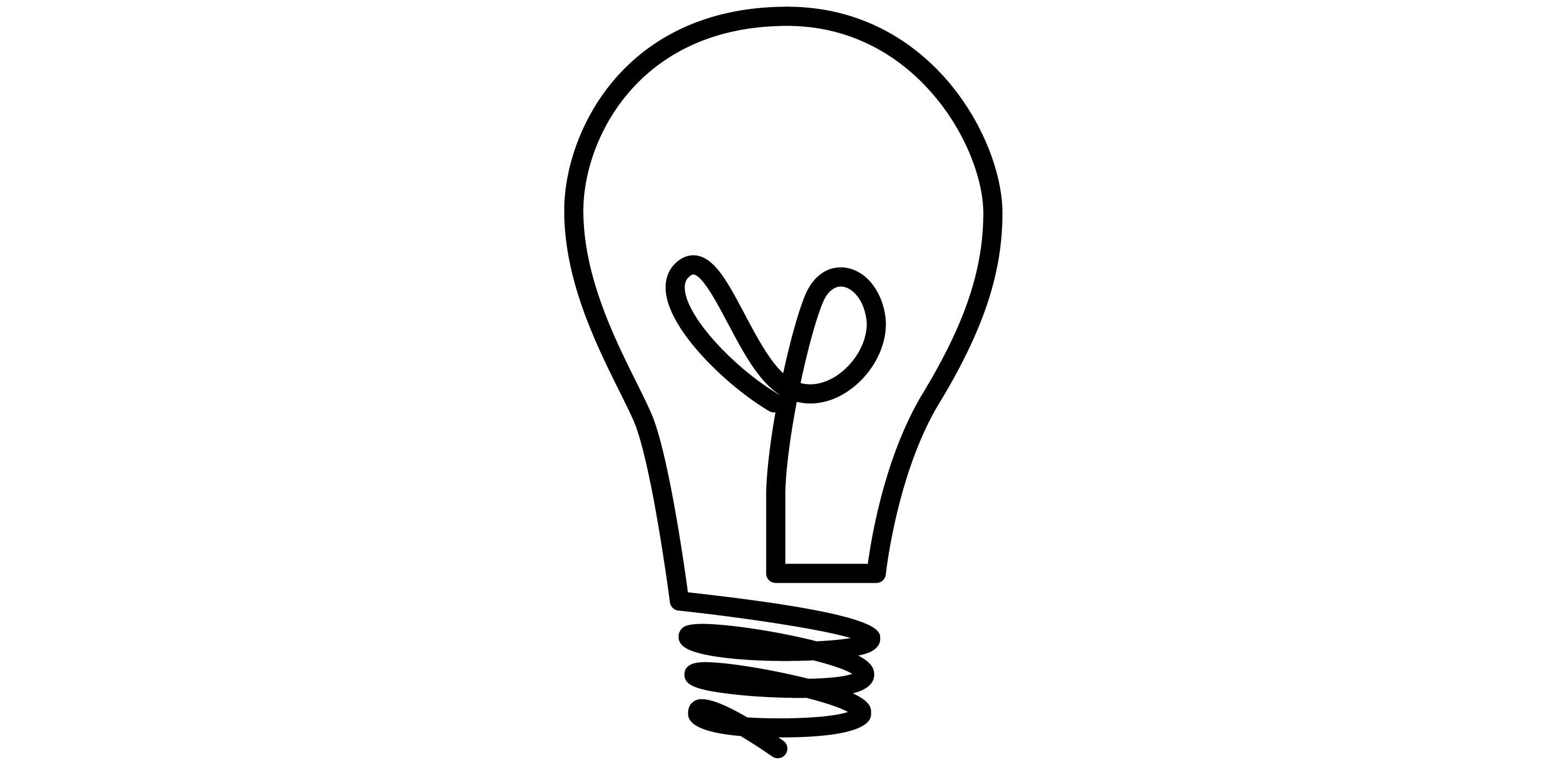 2944 Light Bulb free clipart.