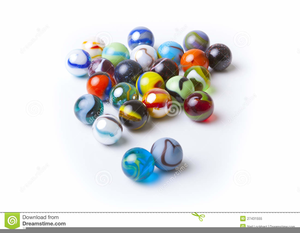 Clipart Of Marbles.