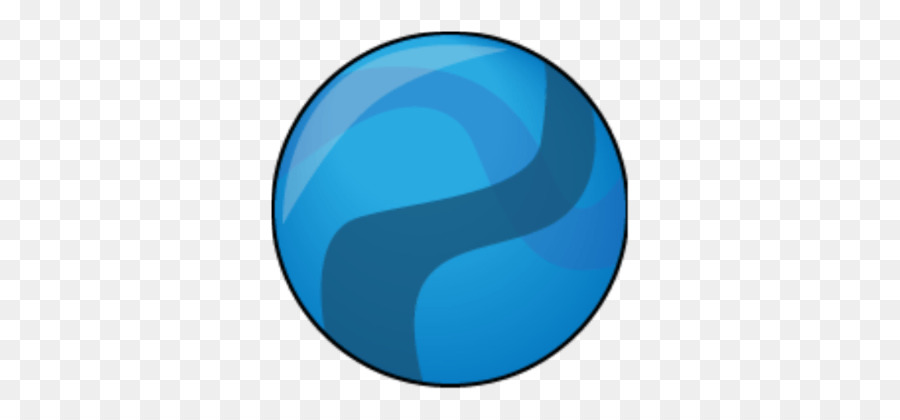 Blue Circle clipart.
