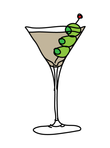 Martinis clipart 1 » Clipart Portal.