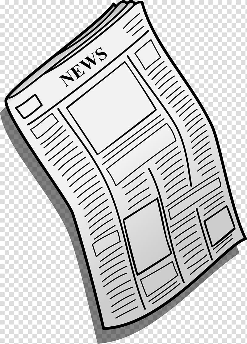 Free newspaper , Microsoft Newspapers transparent background.