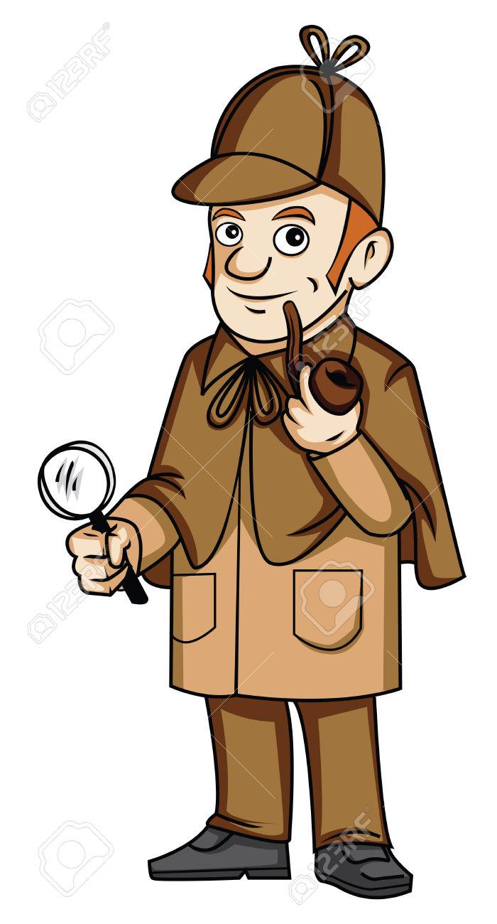 Sherlock holmes clipart 7 » Clipart Station.