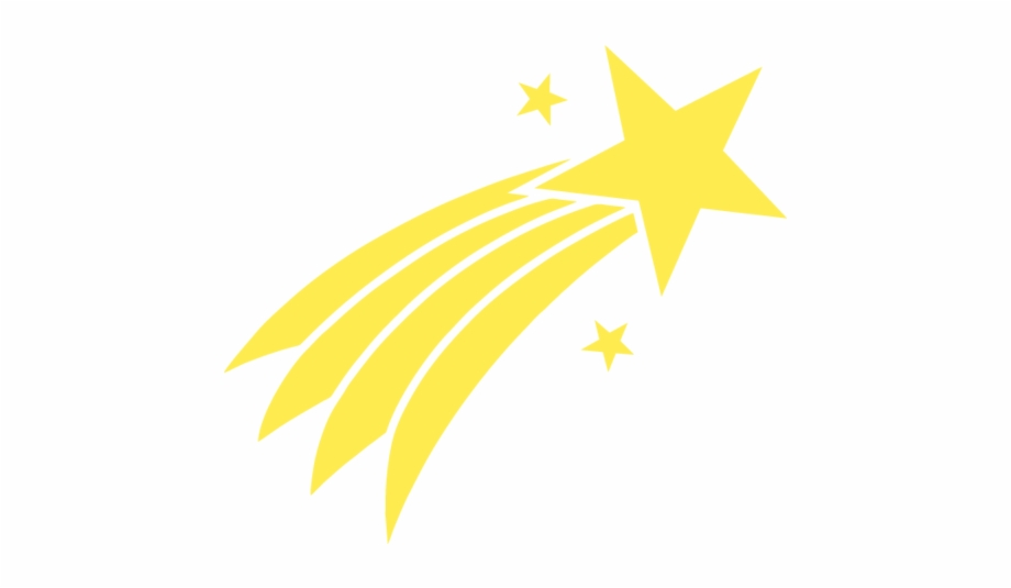 Shooting Star Icon.