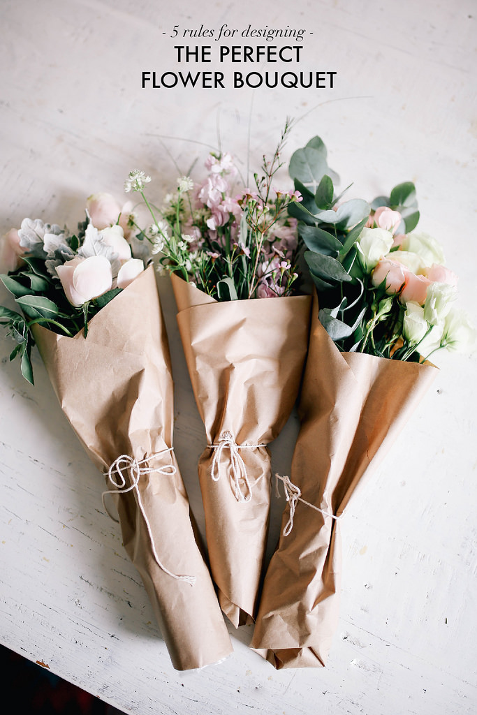 A Quick Guide to Designing the Perfect Flower Bouquet.