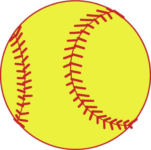 Free softball clipart download free clipart images 2.