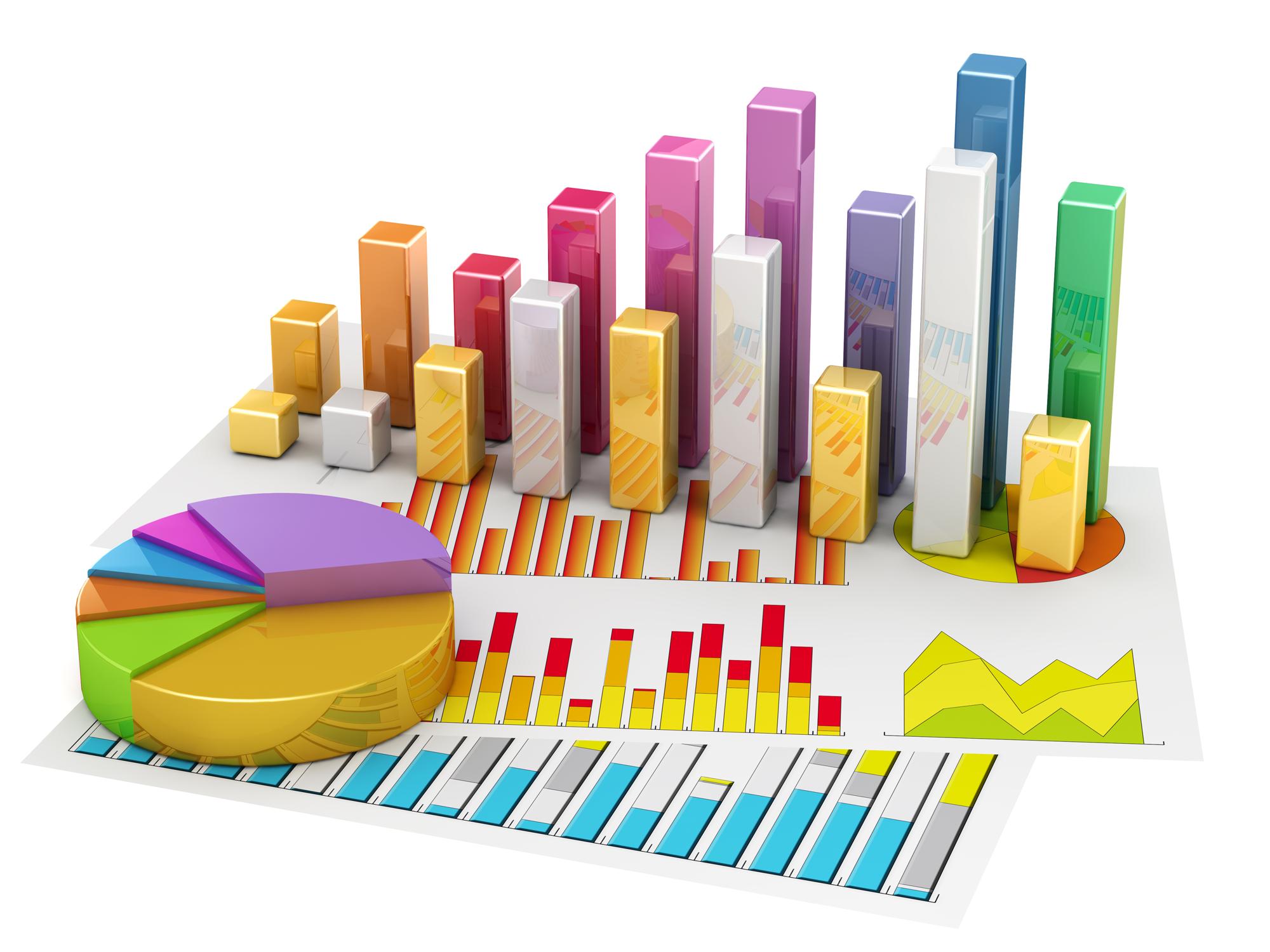 Statistics Clip Art.