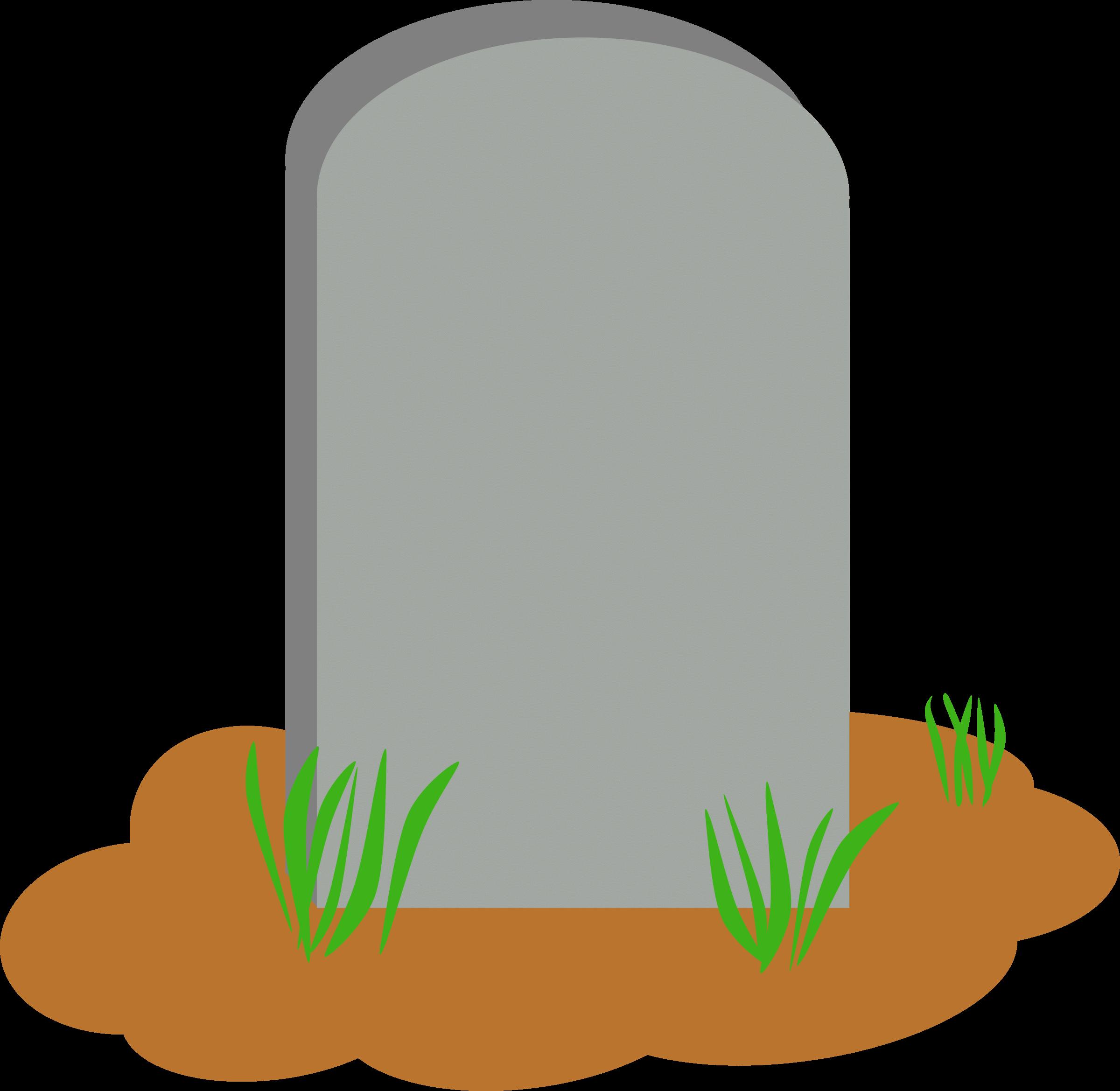 Headstone Clipart.