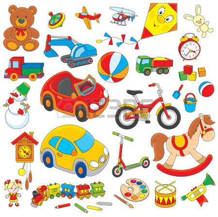 Toys Clipart Stock Photos Images. Royalty Free Toys Clipart Images.