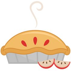 Apple Pie Clipart.