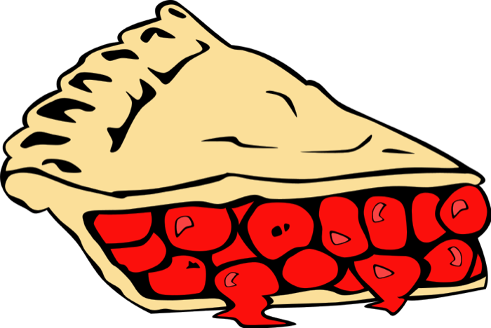 Clipart pie eating contest.
