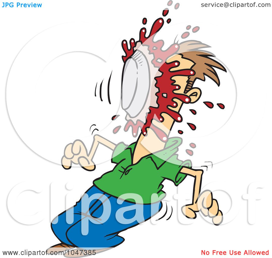 Pie In The Face Clipart.