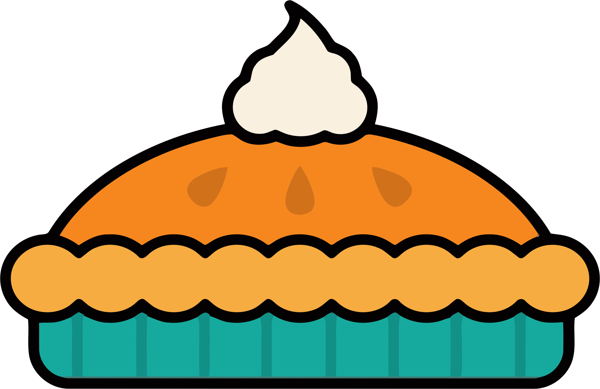 Pie clipart pumpkin pie, Pie pumpkin pie Transparent FREE.