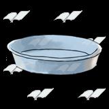 Pie plate logo clipart.