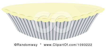 Clipart Cream Pie.