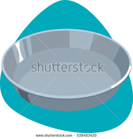 Pie Tin Stock Photos, Royalty.