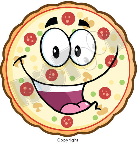 Pizza Pie Clip Art.