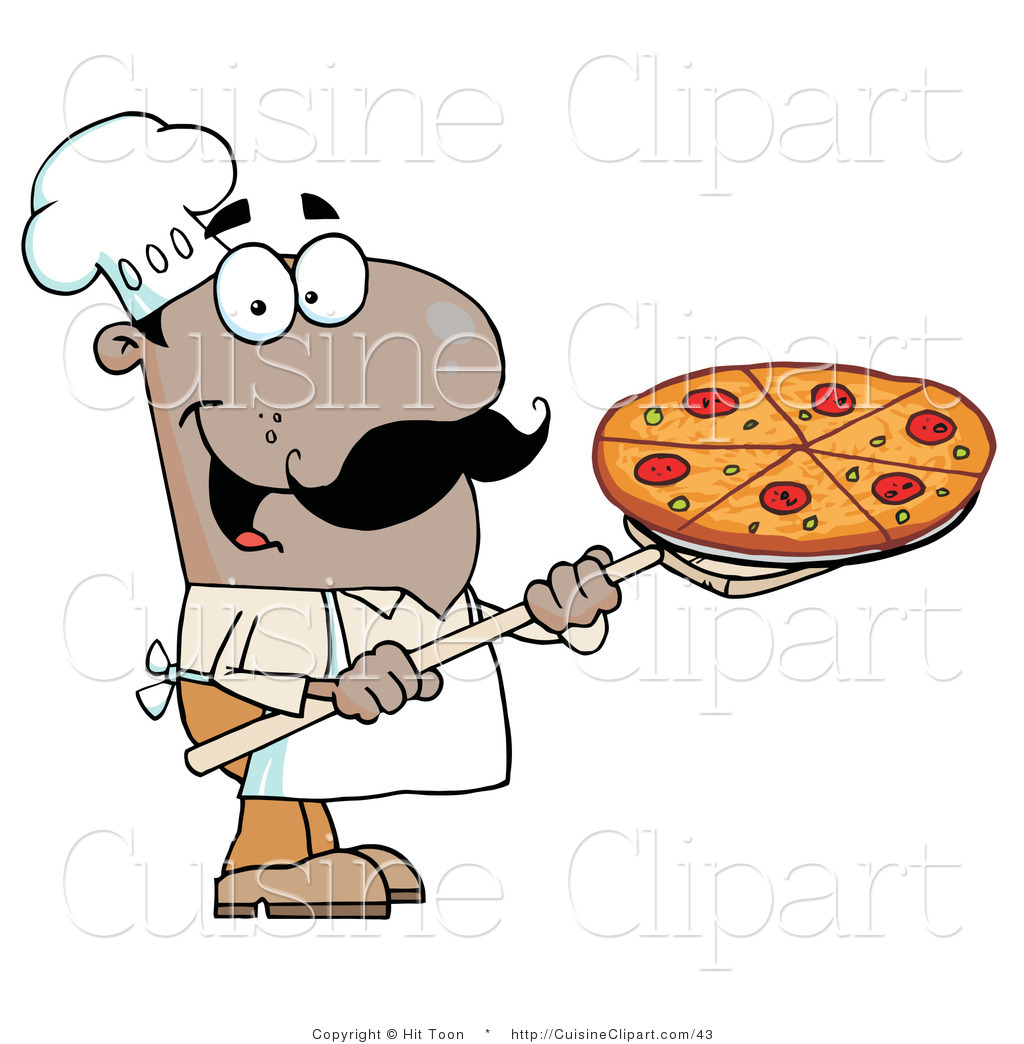 Pizza Pie Clipart.