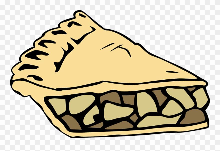 Pie Cake Apples Slice Piece Food Yummy.