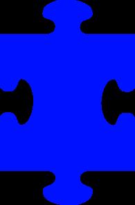 Puzzle Piece Clipart.