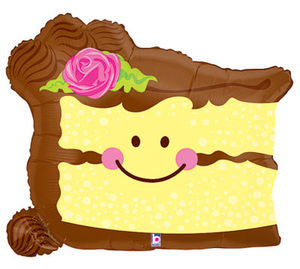 Clip Artwork Piece of Cake.