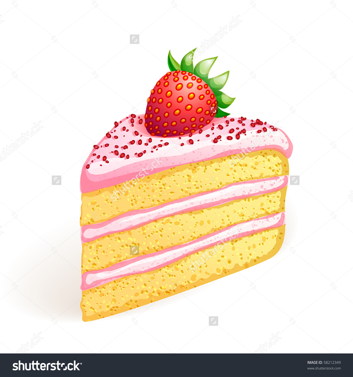 Clipart piece of cake.