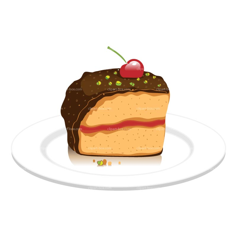 Piece Of Cake Clipart Clipground