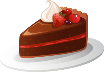 Piece Of Cake Clipart.