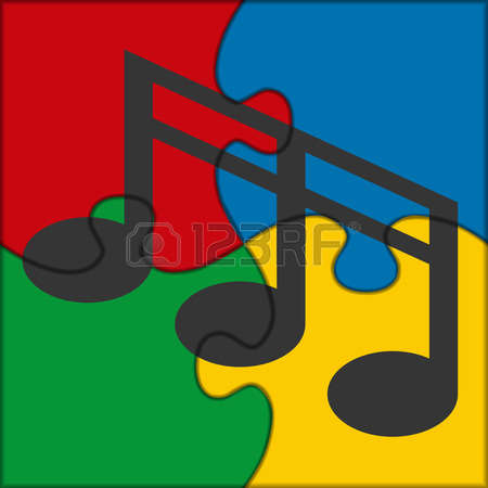 877 Music Piece Cliparts, Stock Vector And Royalty Free Music.