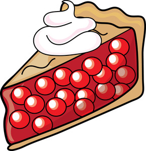Piece of Pie Clip Art.