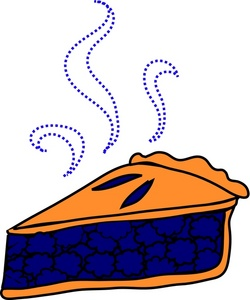 Piece Of Pie Clipart.