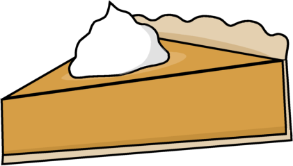Slice Of Pie Clipart.